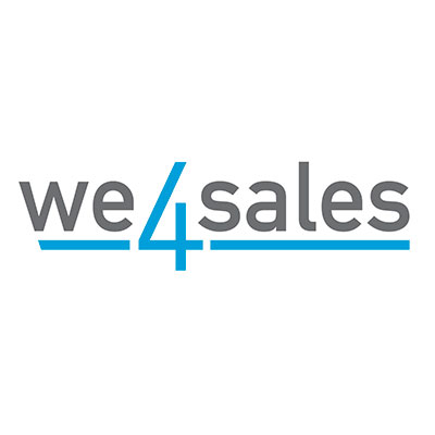 We4Sales Logo
